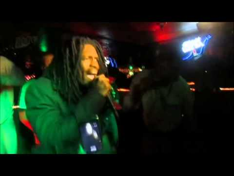Them J A N K Y Z  Performing the song Janky Go Live