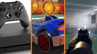 Layoffs at Xbox? + Sonic Team Racing LEAKED + Active Shooter Game BANNED from Steam