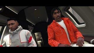 Koba LaD   RR 9.1 Feat. Niska GTA 5