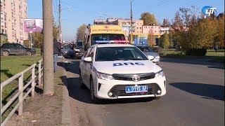 В серьезном ДТП на Большой Московской пострадал пожилой мужчина