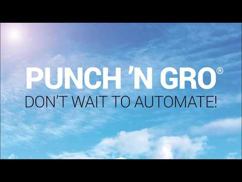 Punch 'N Gro - Don't Wait to Automate thumbnail