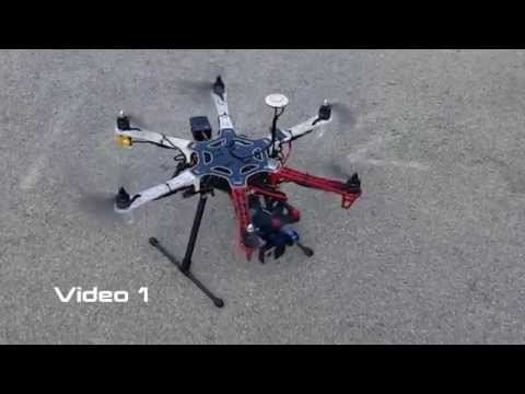 Vendita Drone Esacottero DJI F550