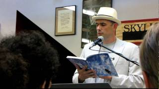 MZD reads from The Promise of Meaning 2010-07-11