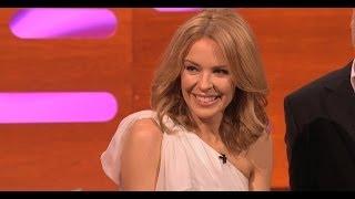 Kylie Minogue talks about her waxwork - The Graham Norton Show: Series 15 Episode 1 - BBC One