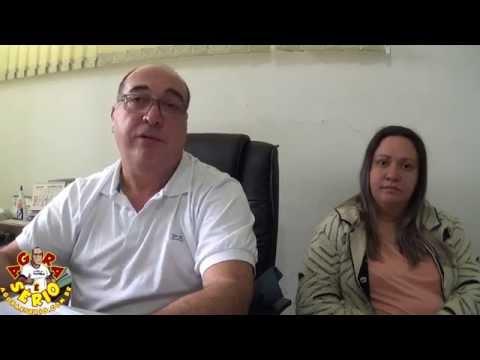 Secretário de Administração Jair Lupinacci informa sobre o sistema do ministério do trabalho que está com dificuldades a nível federal