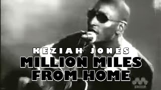 Keziah Jones - Million Miles From Home (Official Video)
