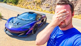 ANNOYING PROBLEM WITH MY MCLAREN 600LT!