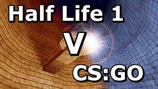 CS:GO VS Half Life 1 : Echoey sound