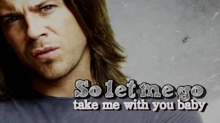 Christian Kane - Let Me Go (Lyric Video)