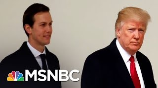 Jared Kushner And Russian Amb. Discussed Setting Up Secret Backchannel | Hardball | MSNBC