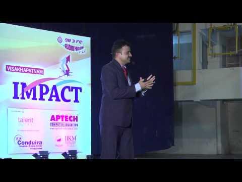 Excellence | Uday Kumar | TELUGU IMPACT Vizag 2014