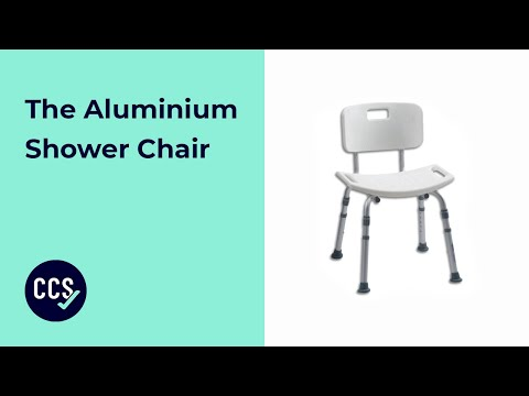 Aluminium Shower Stool with Back Step By Step Guide