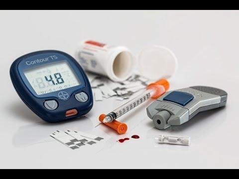 Syndrome Beginn von Diabetes