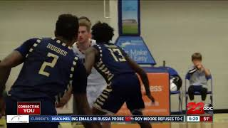 CSUB hangs on for 55-53 win against Georgia Southern