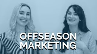 How-To: Market Your Business in Off Season: Bring in Locals, Maintain Revenue, and More!