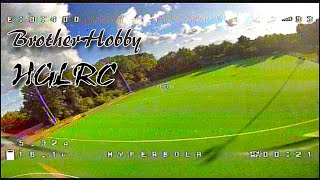 BrotherHobby HyperBola 5 - FPV Test # 2 (for final review) - 2020-07-12