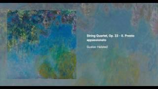 String Quartet, Op. 33