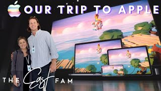 *sneak peek* at the new iPhone 11 Pro and apple ARCADE! | the east fam