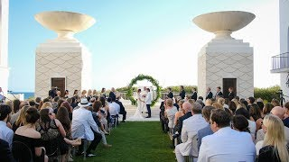 An Angle Events Alys Beach Wedding Video 🎥