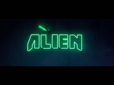 DIE ANTWOORD ft. The Black Goat 'ALIEN' (Official Video) (видео)