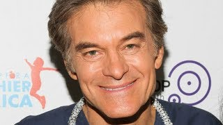 How Dr. Oz Disappointed Us With His Double Life