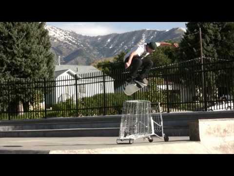 Payson Utah skatepark Montage - HV30
