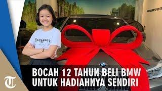 Viral Bocah 12 Tahun Beli BMW untuk Hadiah Ulang Tahunnya Sendiri