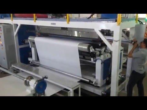 Woven Sack Fabric Coating Line-INDIA