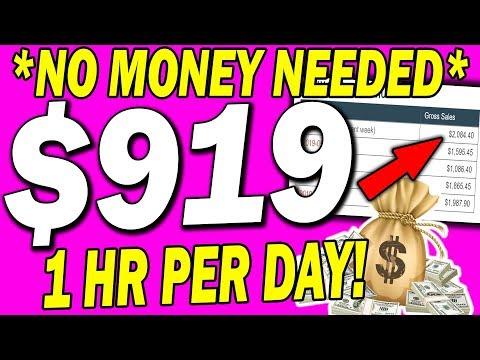Video apmācība, kā nopelnīt naudu
