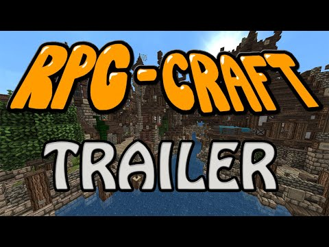 [Minecraft]- RPG- Craft Server trailer 2 [All Versions] (cz, sk, FullHD)