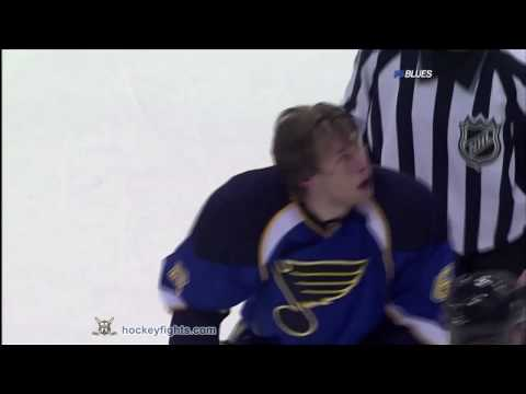 Erik Johnson vs. Dean Arsene