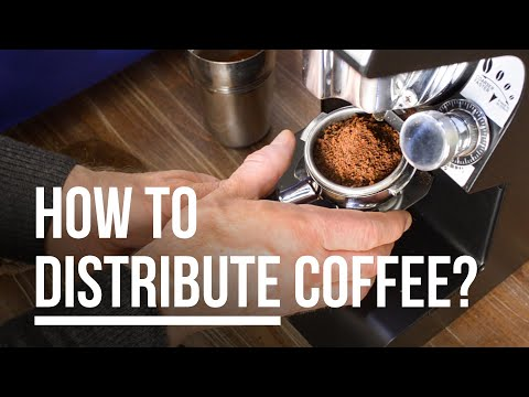 Learn Coffee with Gwilym: #1 Coffee Distribution