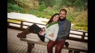 Portland Japanese Gardens: Kacy & Ian Engagements