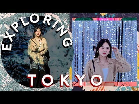 EXPLORING JAPAN: PLACES TO VISIT IN TOKYO! | ASHLEY SANDRINE