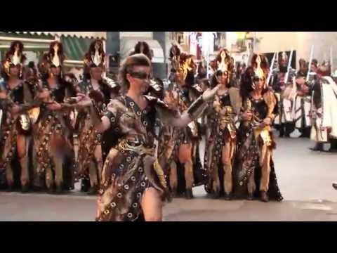 Festes de Moros i Cristians de Castelló de la Ribera