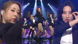 WJSN(우주소녀) - SAVE ME, SAVE YOU(부탁해) @인기가요 Inkigayo 20181007