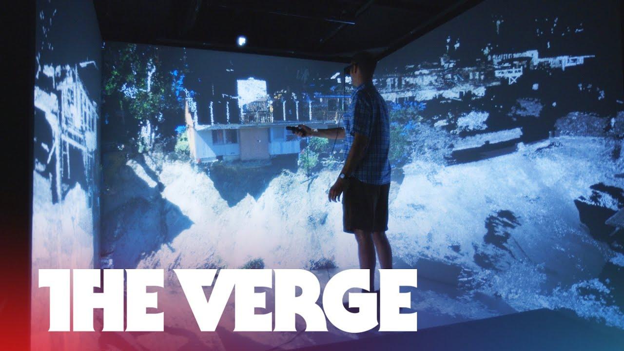 The virtual reality cave: Behind the scenes at KeckCAVES thumbnail