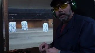 Pistol grip and stance basics, keeping it simple with Gary Byrne