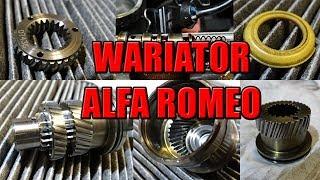 WARIATOR - ZMIENNE FAZY ROZRZĄDU-  ALFA ROMEO, JAK DZIAŁA ? CO MA W ŚRODKU ?