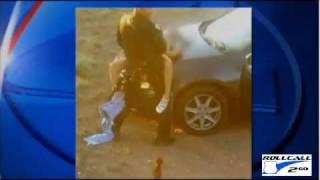 Surveillance taped NM cop having sex