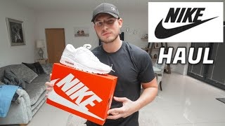 Mens NIKE Clothing Haul & Try On | Mens Activewear 2020