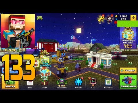 Pixel Gun 3D - Gameplay Walkthrough Part 133
