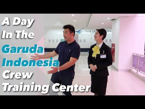 mp4 Training Center Garuda Indonesia, download Training Center Garuda Indonesia video klip Training Center Garuda Indonesia