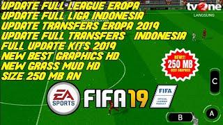 FTS MOD FIFA 19 🆕 TRANSFERS FULL WINTER 2019 (Vinicius Jr