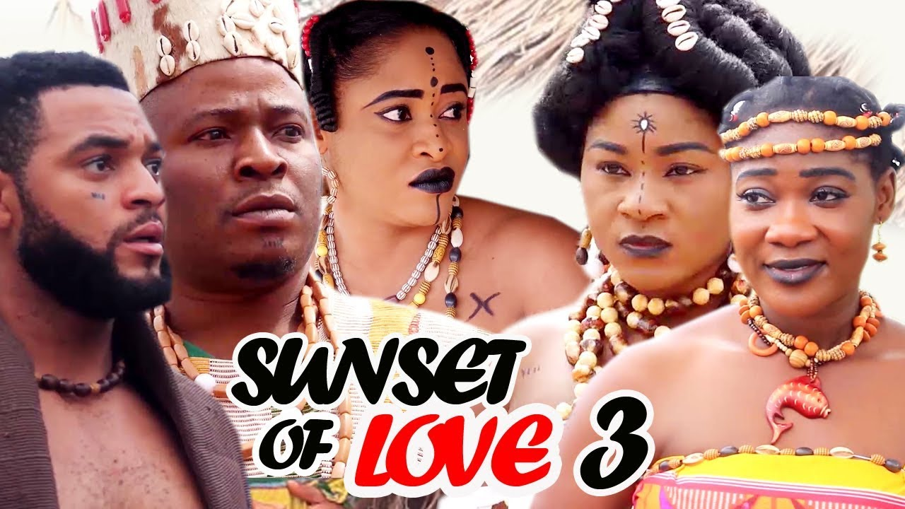 Sunset of Love (2019) (Part 3)