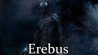 Erebus: The Primordial God of Darkness - (Greek Mythology Explained)