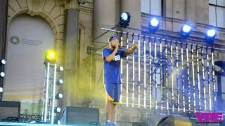 YoungstaCPT Festive Lights Switch On Freestyle