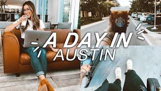 Day in my Life in Austin, TX! What to do in Austin, meet my Fam, & MORE!
