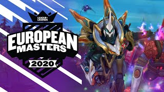 European Masters : Summer Highlight Montage