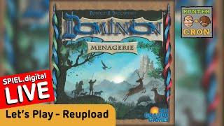 Dominion: Menagerie - Angespielt - Brettspiele - ASS Altenburger
